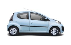 Citroen C1 royalty free stock photo