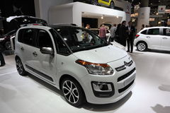 Citroen C3 Picasso at the Auto Mobile International Stock Images