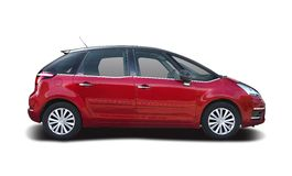 Citroen C4 Picasso royalty free stock images