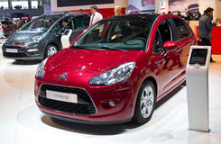 Citroen C3 Stock Image