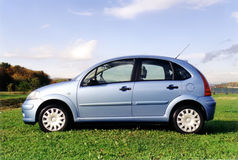 Citroen C3 Royalty Free Stock Photography