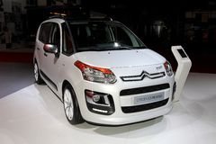 The Citroen C3 Picasso Royalty Free Stock Photography