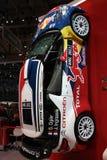Citroen C4 WRC Fotografía de archivo libre de regalías