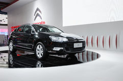 Citroen c5 Royalty Free Stock Photography