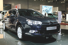Citroen C5 Tourer Stock Images
