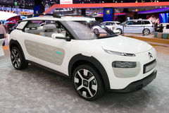 Citroen Cactus car Stock Photo