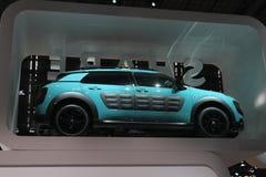 Citroen Cactus at Paris Motor Show - Oct 2014 Royalty Free Stock Photo