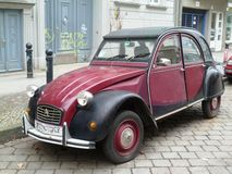 Citroen charleston Stock Photos