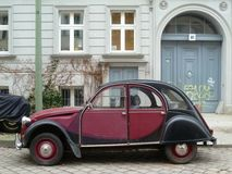 Citroen charleston Royalty Free Stock Image