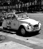 Citroen 2CV Foto de Stock Royalty Free