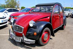 Citroen 2CV Photographie stock