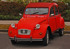 Citroen 1959 2CV Photo libre de droits