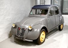 Citroen 2CV Royalty Free Stock Image