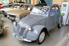 Citroen 2CV Stock Photography