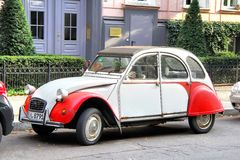 Citroen 2CV Stock Image