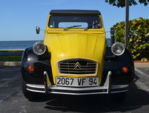 Citroen 2CV Circa 1949 Royalty Free Stock Images