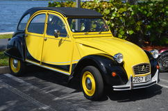 Citroen 2CV Circa 1949 Royalty Free Stock Photos