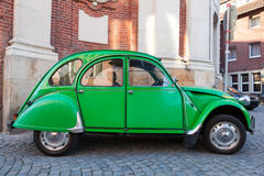 Citroen 2CV Stock Images