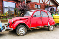 Citroen 2CV Royalty Free Stock Images