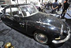 Citroen DS19,5249 hu75, General De Gaulle's car Royalty Free Stock Photo