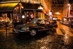 Citroen ds Παρίσι Στοκ εικόνες με δικαίωμα ελεύθερης χρήσης