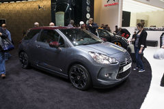 Citroen DS 3 Royalty Free Stock Images