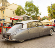 Citroen DS Images libres de droits