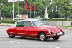 Citroen DS Stock Image