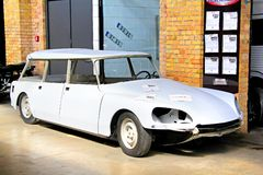 Citroen DS Break Stock Images