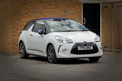 Citroen ds 3 car Royalty Free Stock Photos