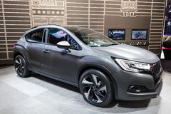Citroen DS4 Crossback at the IAA 2015 Stock Image