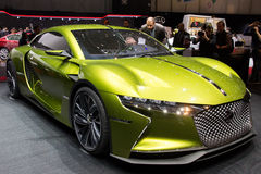 Citroen DS E-Tense GT concept car Royalty Free Stock Photos
