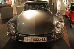 Citroen DS 1966., Expo at Tech museum Zagreb,2016. Stock Photos