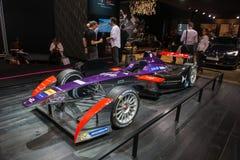 Citroen DS F1 racing car. Frankfurt international motor show (IAA) 2015. Citroen DS F1 racing car Stock Photos
