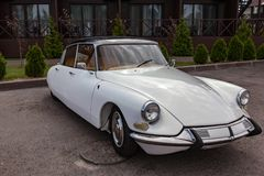 Citroen DS ID 19 1966. Dnipro, Ukraine -  June 18, 2017: Citroen DS ID 19 1966 Stock Image