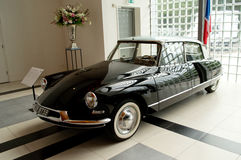 Citroen DS 19 at Louwman Museum Stock Photo