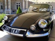 Citroen DS 19 modell 1965 Royaltyfria Bilder