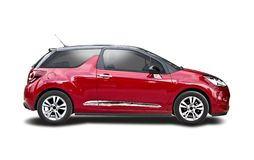 Citroen DS3 Royalty Free Stock Image