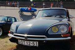 Citroen DS outdoor Stock Images