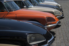 Citroen DS Royalty Free Stock Photography