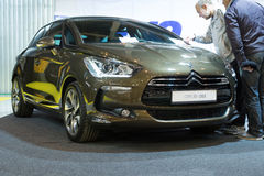 Citroen DS5 Royalty Free Stock Photography