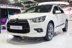 Citroen DS4 at The 30th Thailand International Motor Expo on December 3, 2013 in Bangkok, Thailand Stock Images