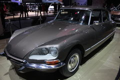 Citroen  DS 23 1974 Royalty Free Stock Photo