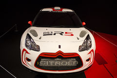 Citroen DS3 R5 Royalty Free Stock Photography