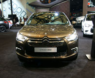 Citroen  DS4 Royalty Free Stock Photos