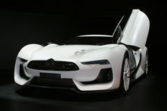 Citroen GT concept. At the Moscow International Automobile Salon (MIAS-2010) August 25 - September 5 Stock Image