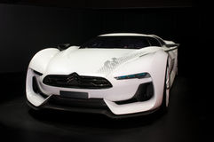 Citroen GT concept car Stock Images
