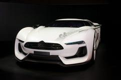 Citroen GT concept car stock images