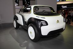 The Citroen Lacoste concept car Stock Images