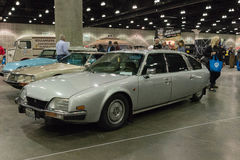 Citroen Prestige on display Stock Image